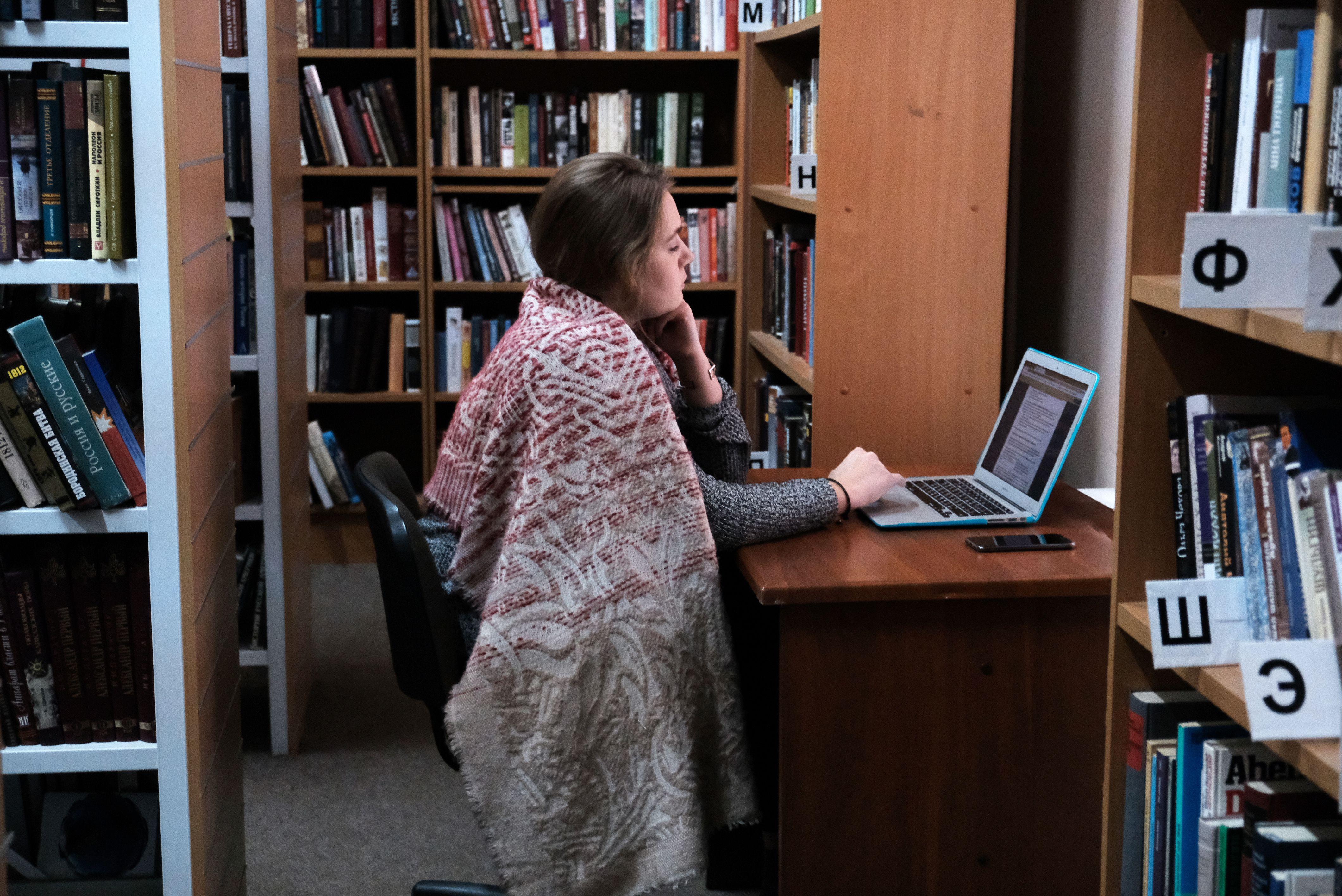 Москва подключила почти 80 процентов библиотек к бесплатному Wi-Fi