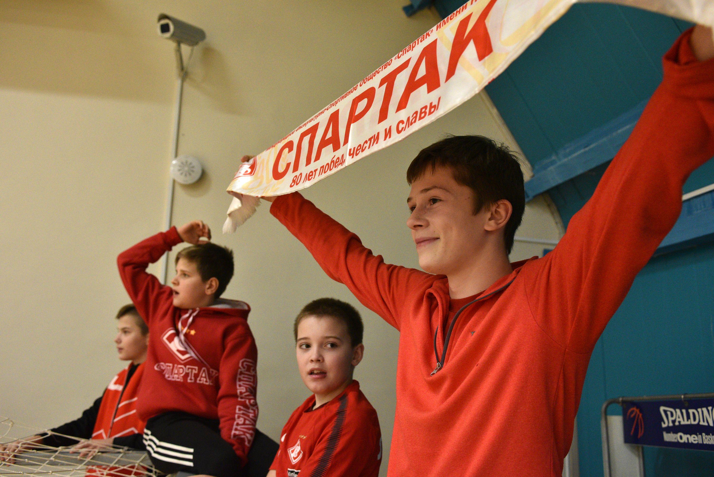 МФК «Спартак» стал обладателем Кубка Москвы по мини-футболу