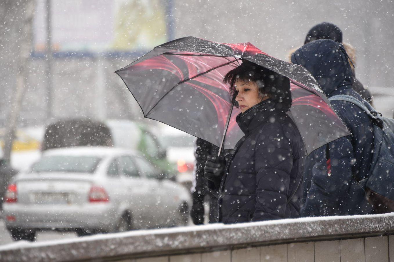 Резкое падение атмосферного давление прогнозируют в Москве