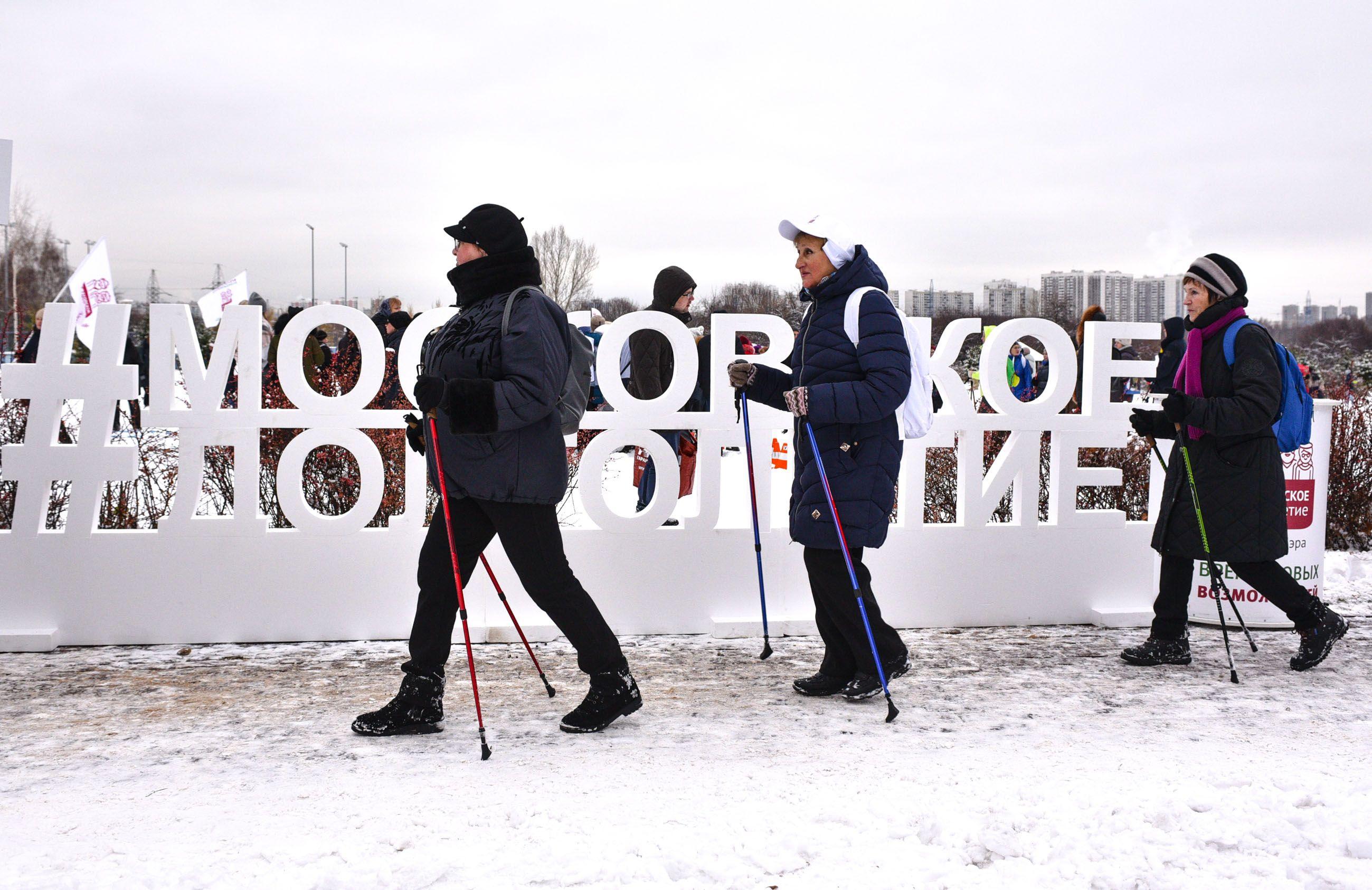 Программа «Московское долголетие» предоставит медицинскую помощь