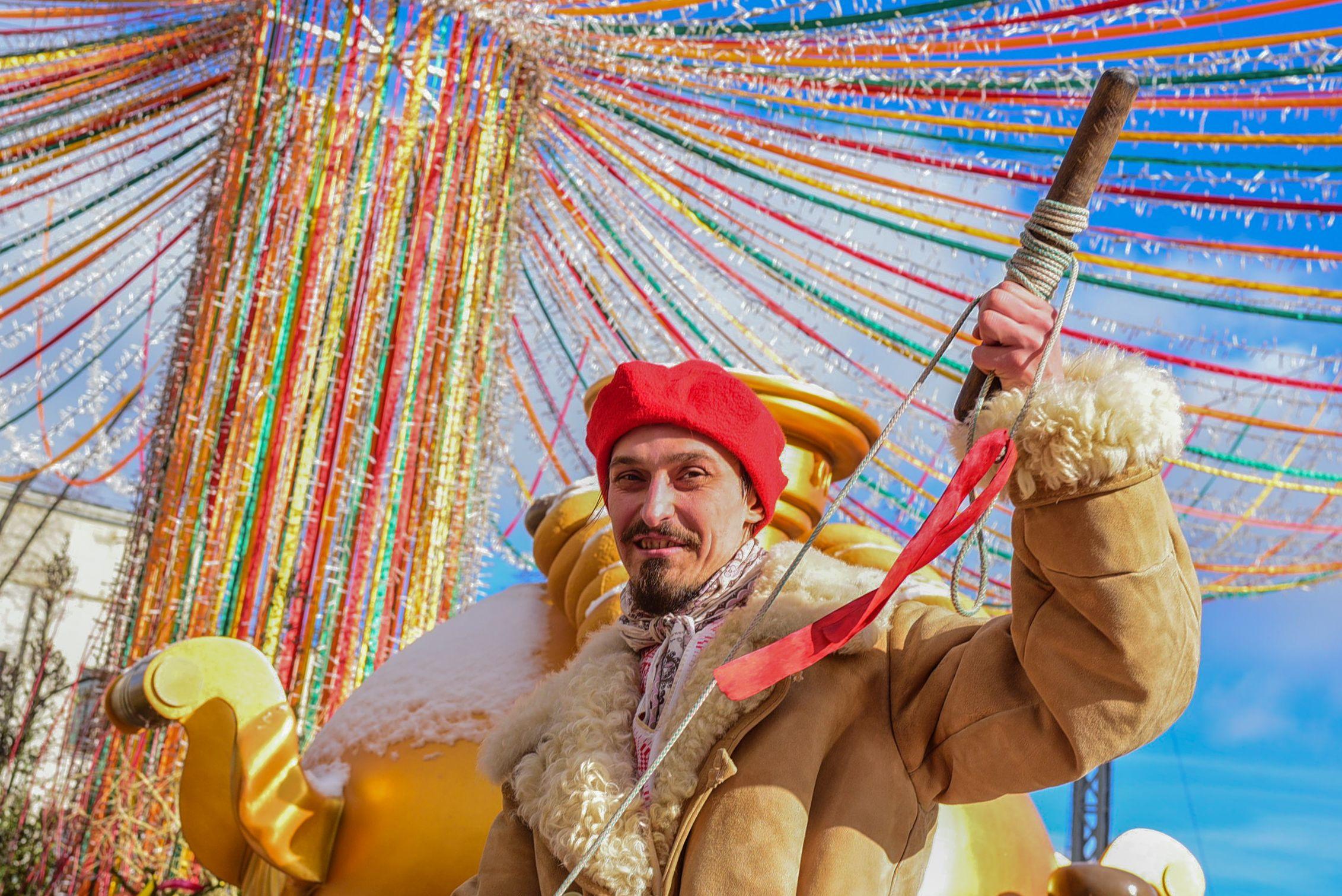 «Крымская весна» проходит на 13 площадках. Фото: Пелагия Замятина, «Вечерняя Москва»