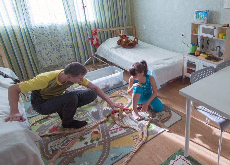 Количество приемных семей в Москве выросло в 7,5 раз