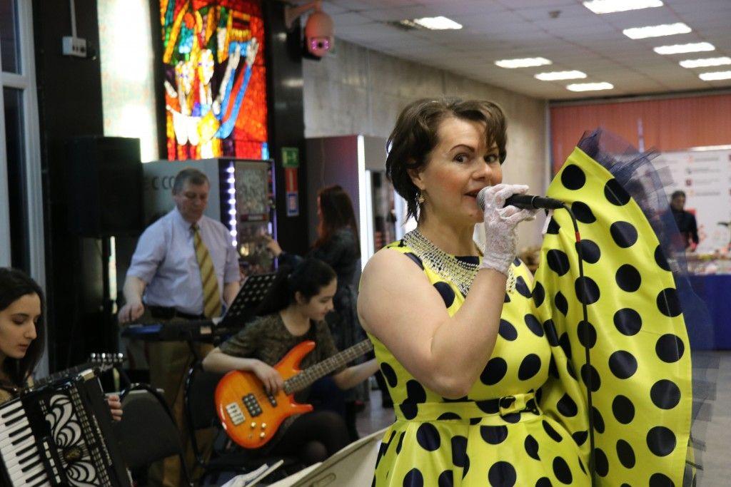 Мисс Джаз: жителей юга пригласили на музыкальный концерт в «Москворечье»