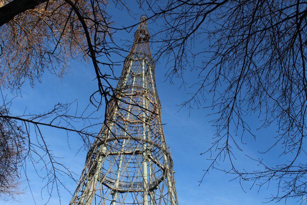Шуховская башня. Фото: Алена Антонова