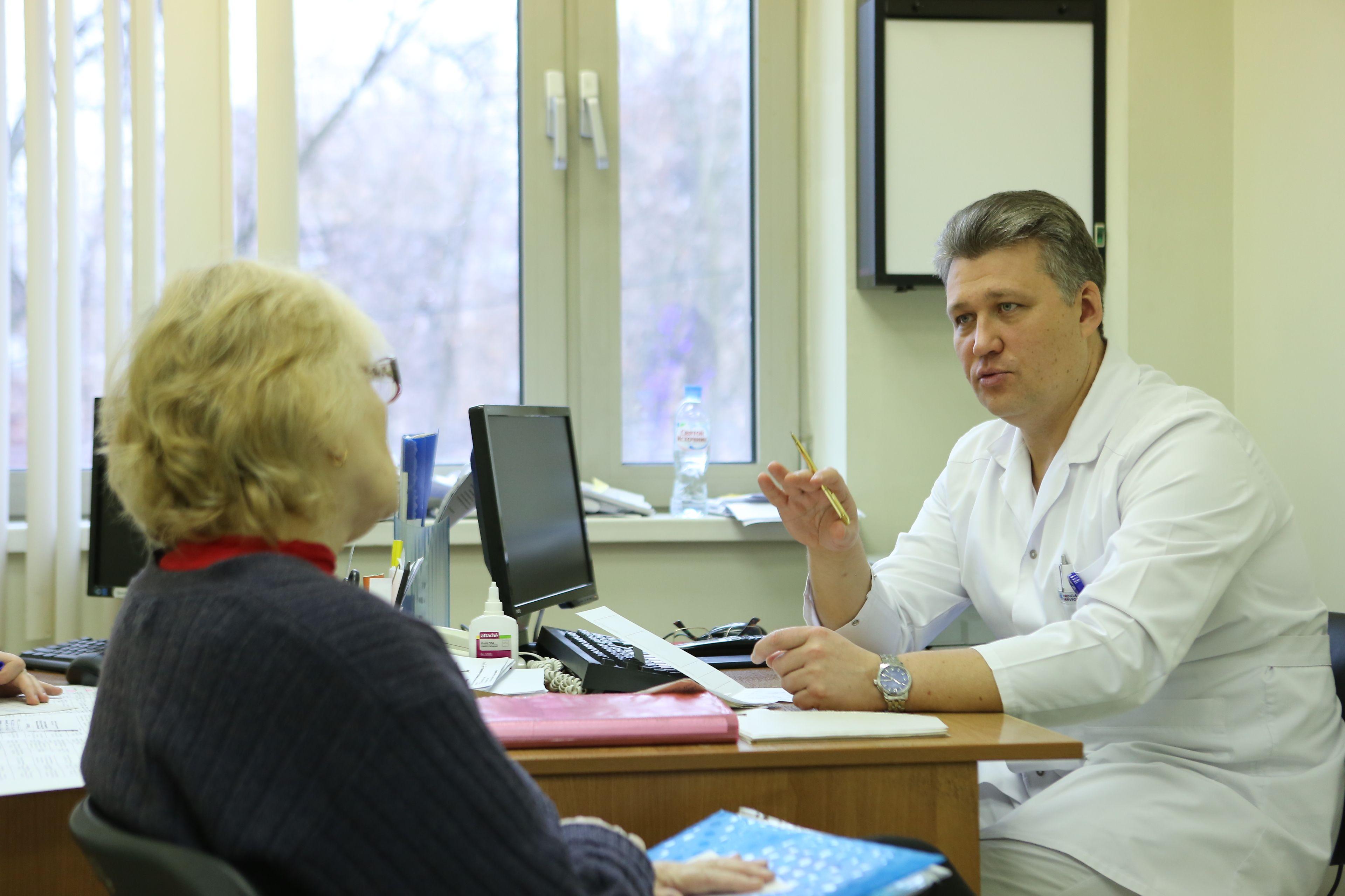 Московские больницы пригласили на дни открытых дверей