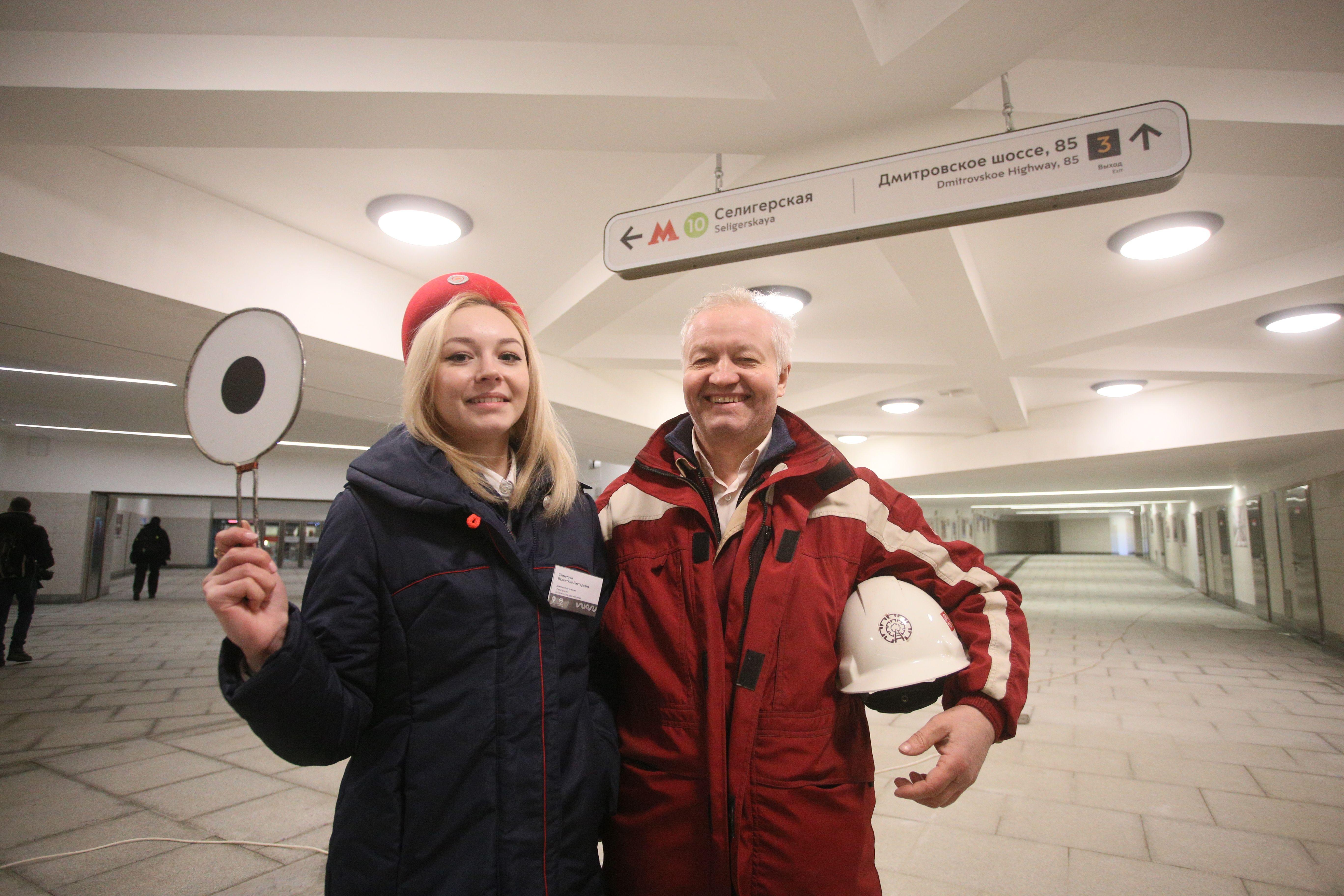 Пассажиропоток нового участка Люблинско-Дмитровской линии достиг 19 миллионов человек