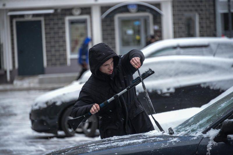 Водителей Москвы призвали отказаться от личного транспорта из-за непогоды