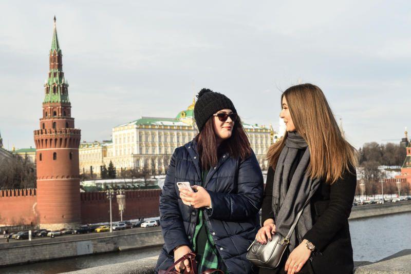 Погода на выходных приятно удивит москвичей