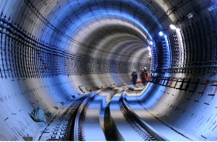 Длина Бирюлевской линии метро составит 34 километра