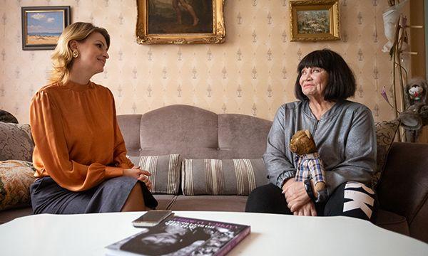 Лариса Лужина: «Пока я чувствую себя востребованной – я живу». Фото: официальный сайт партии «Единая Россия»