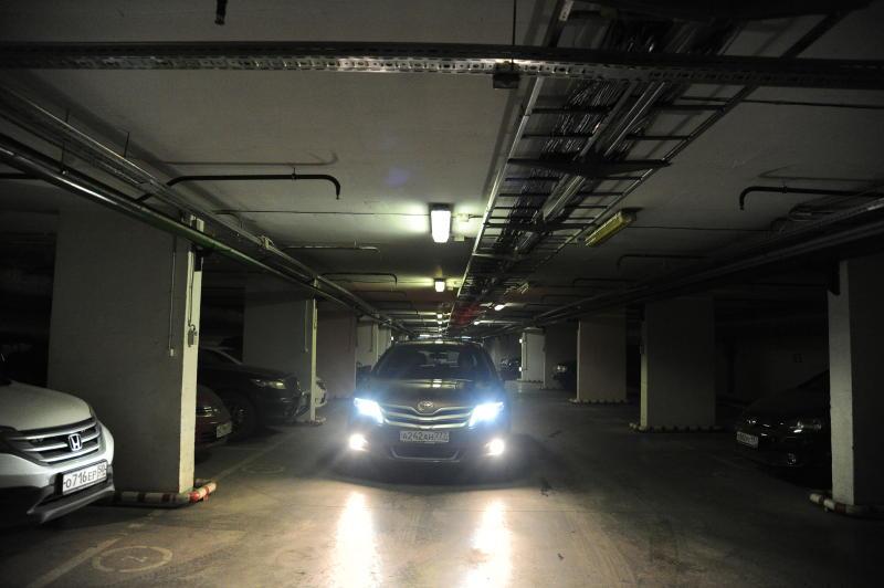 Посетителей парка «Остров мечты» обеспечат трехуровневыми паркингами
