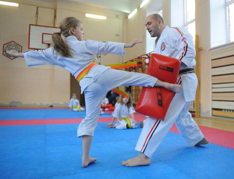 Спортивные выходные: на юге организуют забег и турнир по каратэ