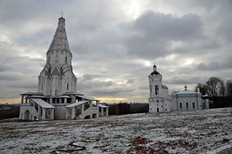 Горожане смогут бесплатно посетить «Коломенское»