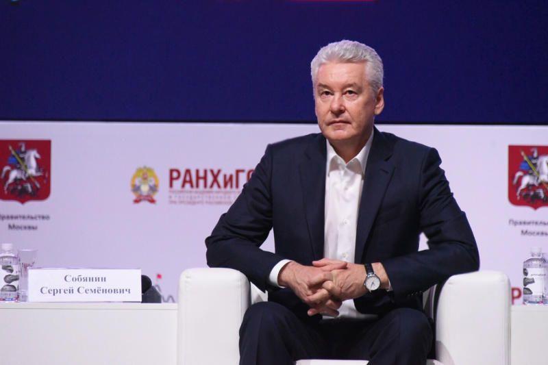 Собянин рассказал о строительстве метро во Внуково
