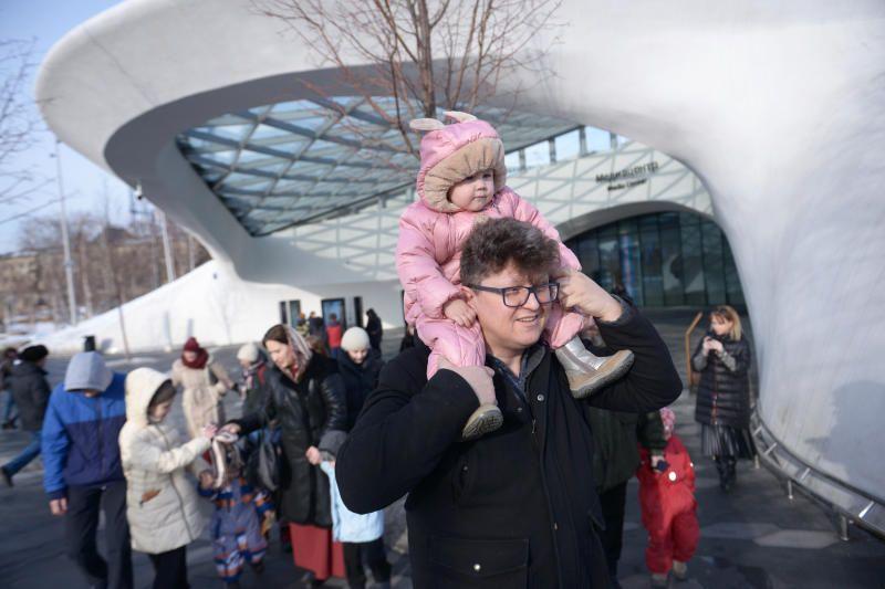 Парк «Зарядье» получил приз крупнейшей градостроительной выставки мира