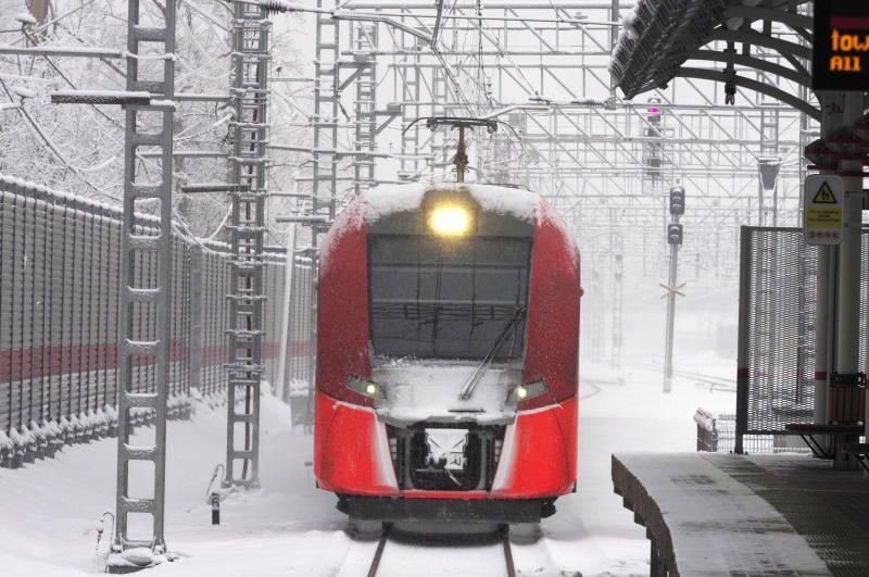 Поездами Московского центрального кольца воспользовались свыше 600 тысяч горожан
