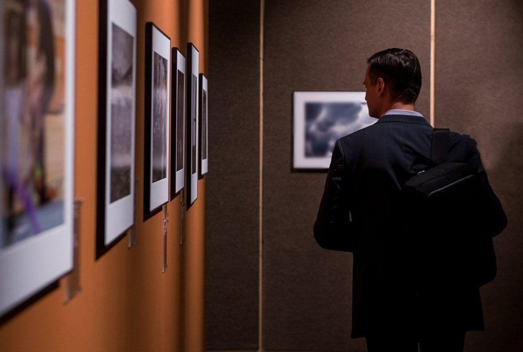 В галерее «Нагорная» покажут инновационный проект. Фото: сайт мэра Москвы
