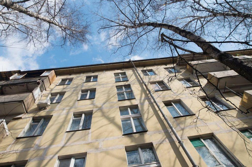 Специалисты проведут капитальный ремонт шести домов в Донском районе. Фото: сайт мэра Москвы