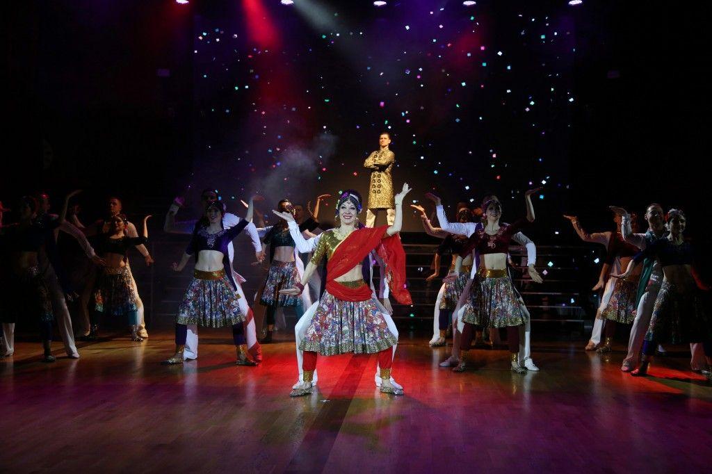 Танцуй со мной: на сцене «Москворечья» выступят артисты севастопольского театра