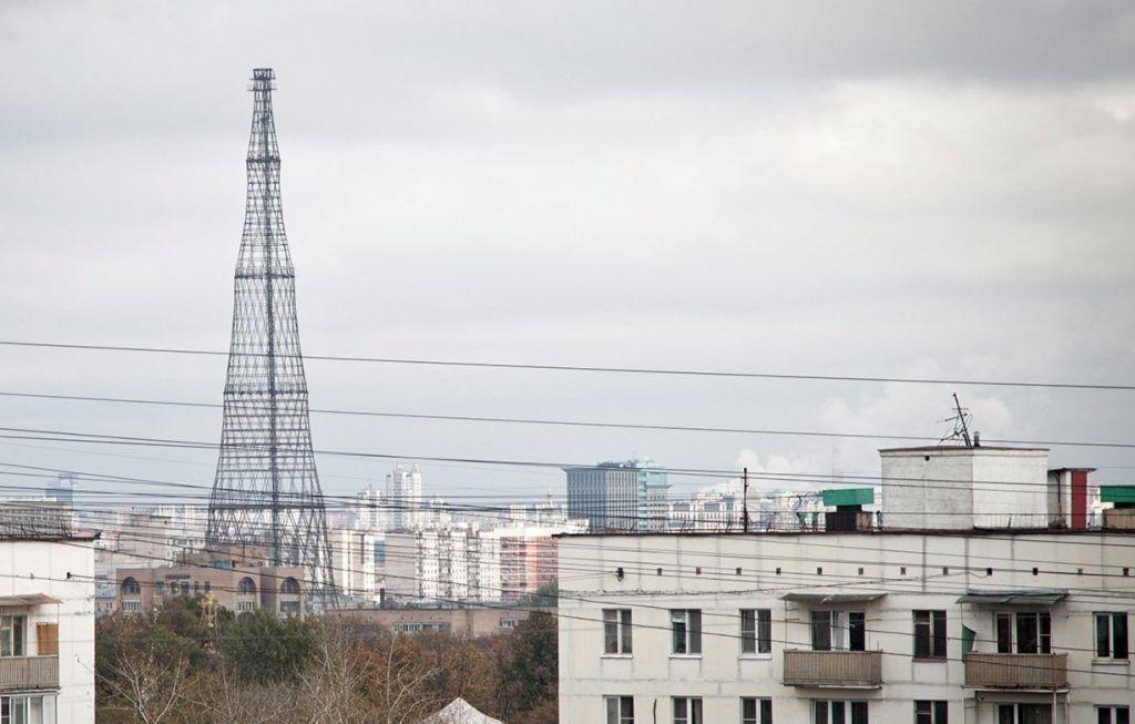 Историческое здание на улице Шухова приведут в порядок. Фото: сайт мэра Москвы