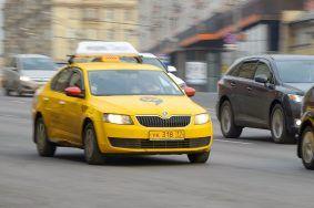 В столице за девять лет появилось более 40 тысяч машин такси. Фото: сайт мэра Москвы