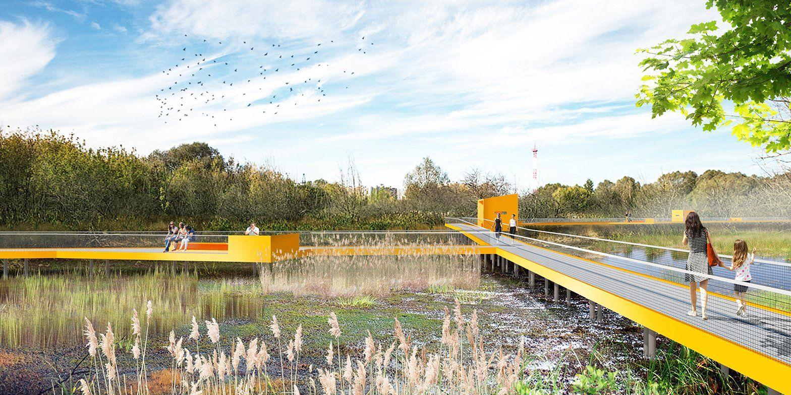 Природный парк появится на юго-востоке Москвы