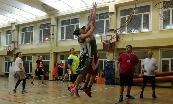 Баскетбольное сообщество районов Чертаново готовится к открытию сезона на уличной площадке
