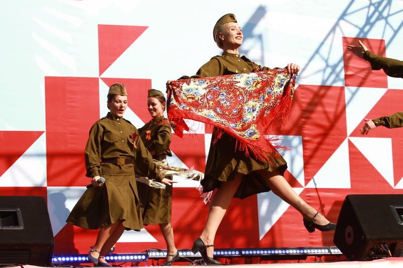 Горожан пригласили отметить День Победы в «Коломенском»