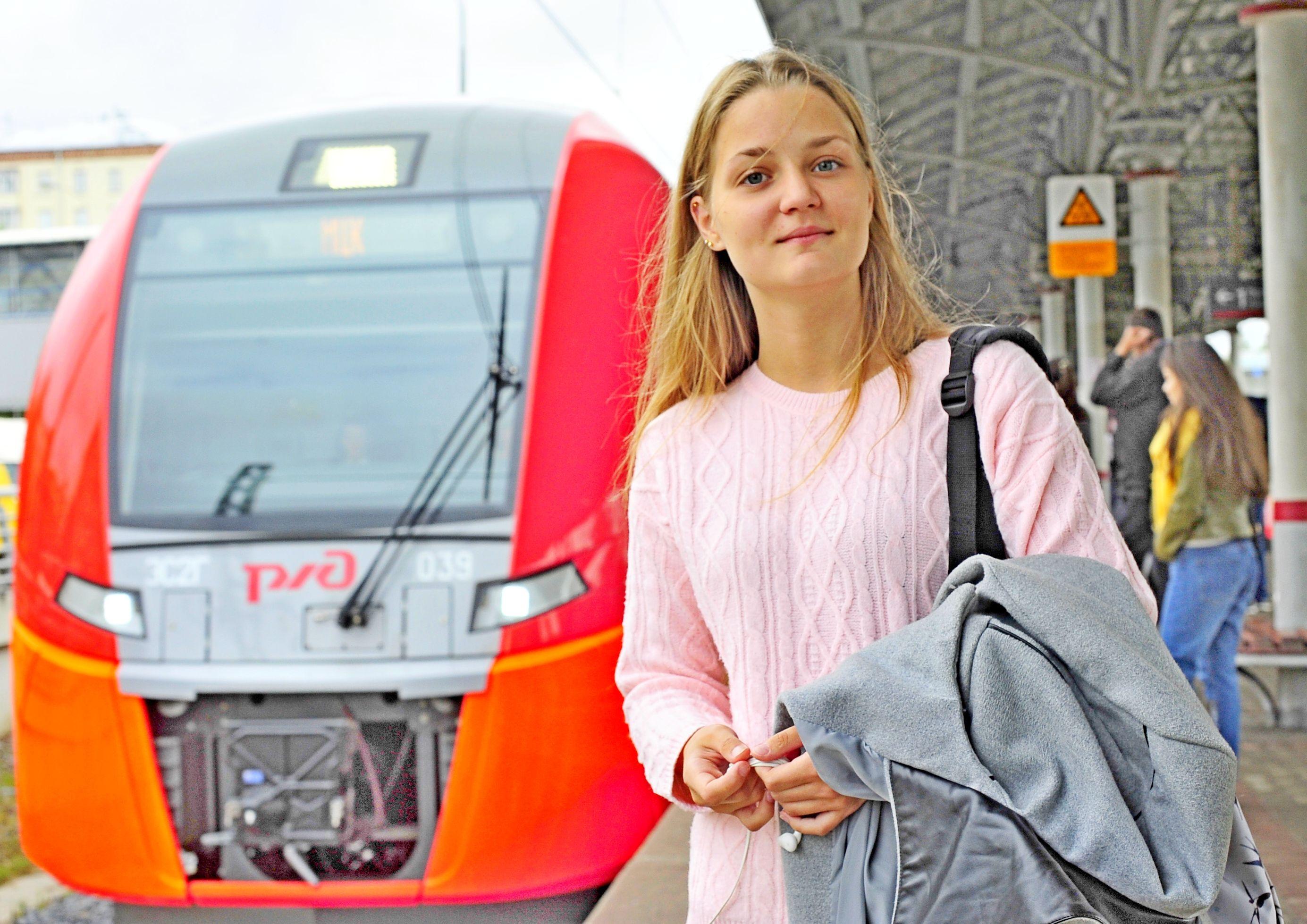 Поезда «Ласточки» перейдут на режим выходного дня