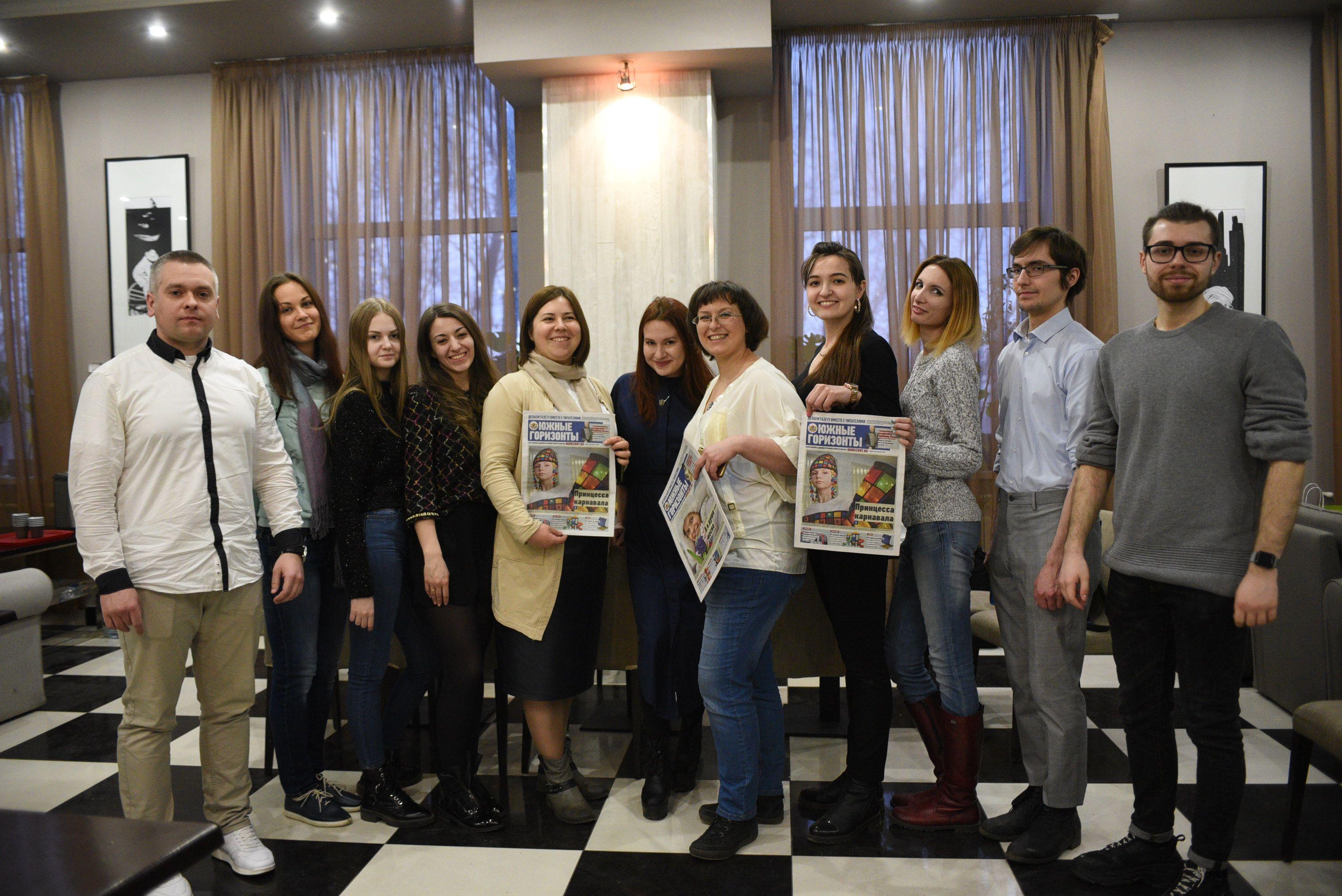 Народный корреспондент: встреча с жителями