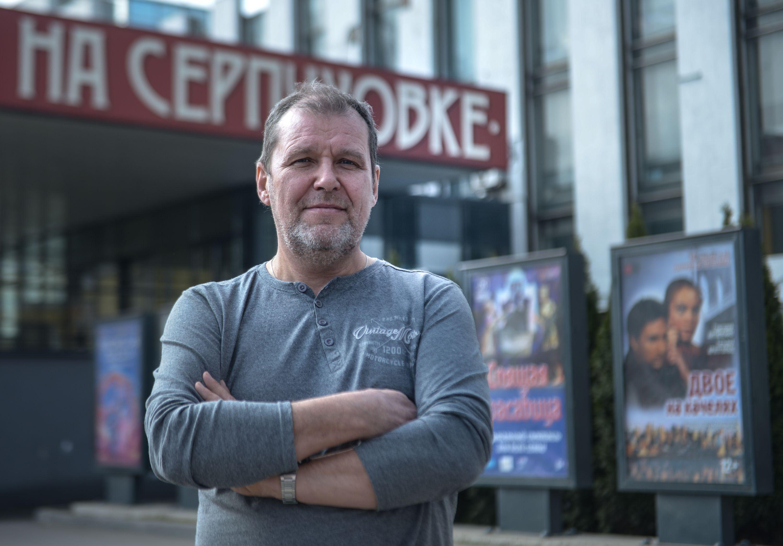 Алексей Дындыкин: Кино никогда не заменит театр