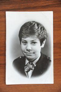 А таким депутат был в детстве. Фото: личный архив Степана Орлова