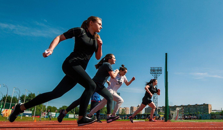 Спортивные нормативы пригласили сдать школьников Южного округа
