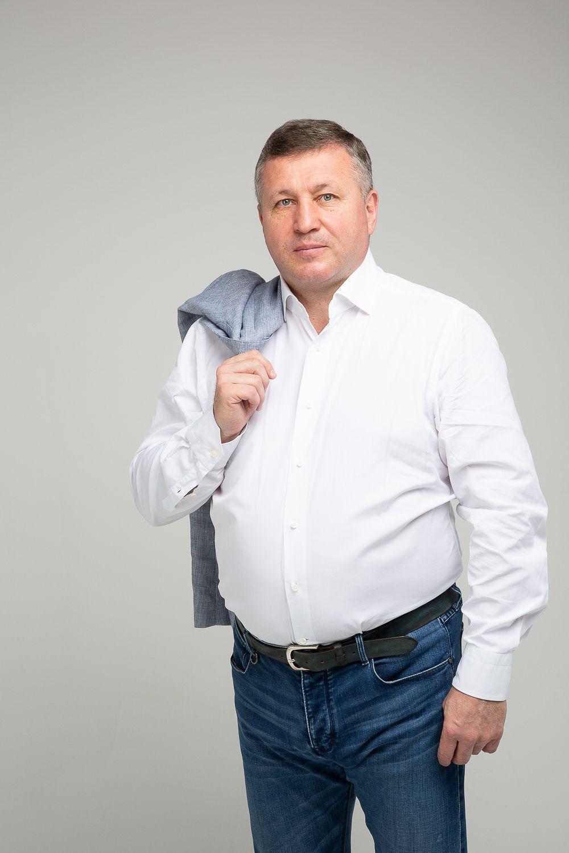 Депутат Московской городской думы: Сергей Зверев: Никогда не строю хрустальных замков
