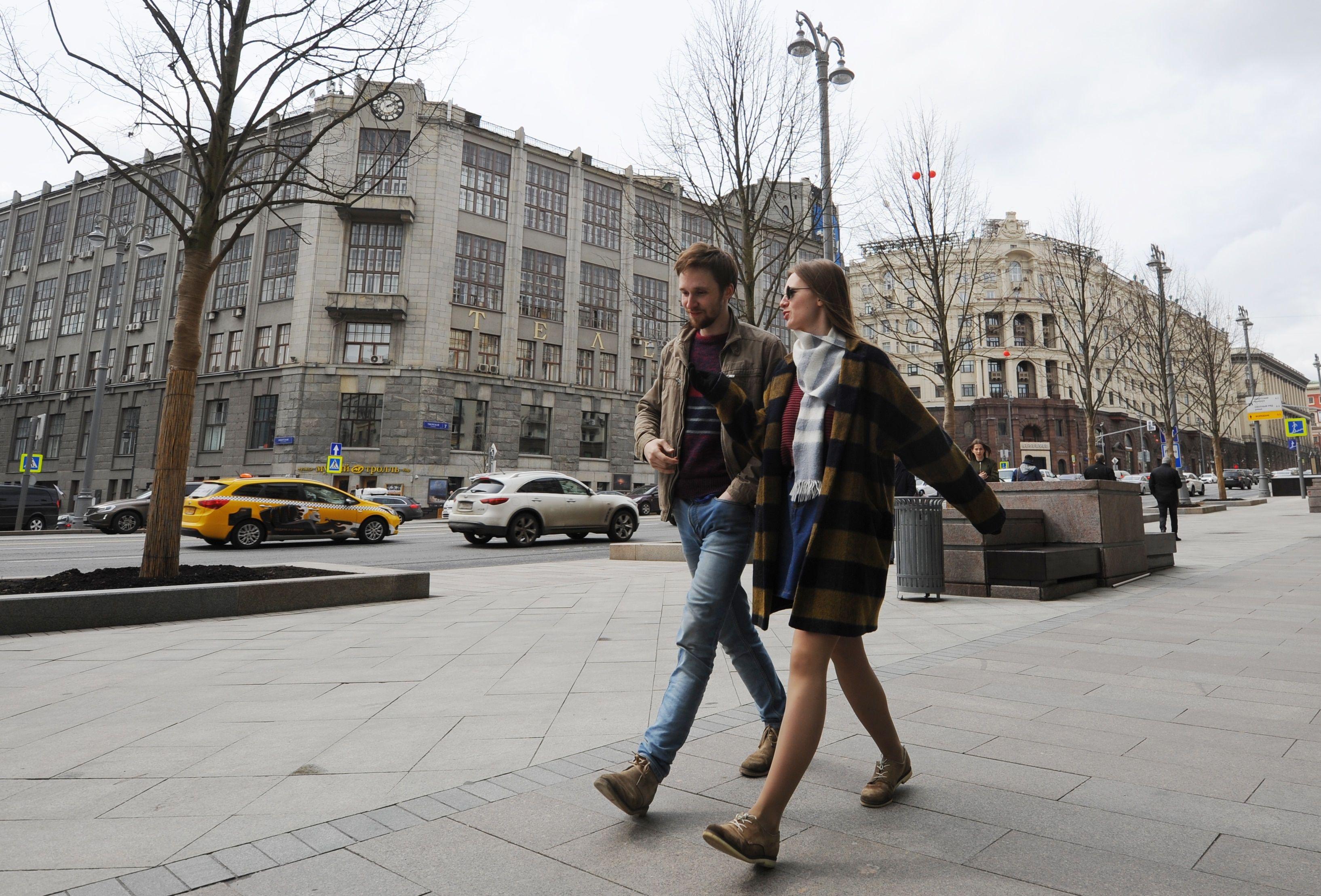 Москвичей ждет 20 градусов тепла во вторник