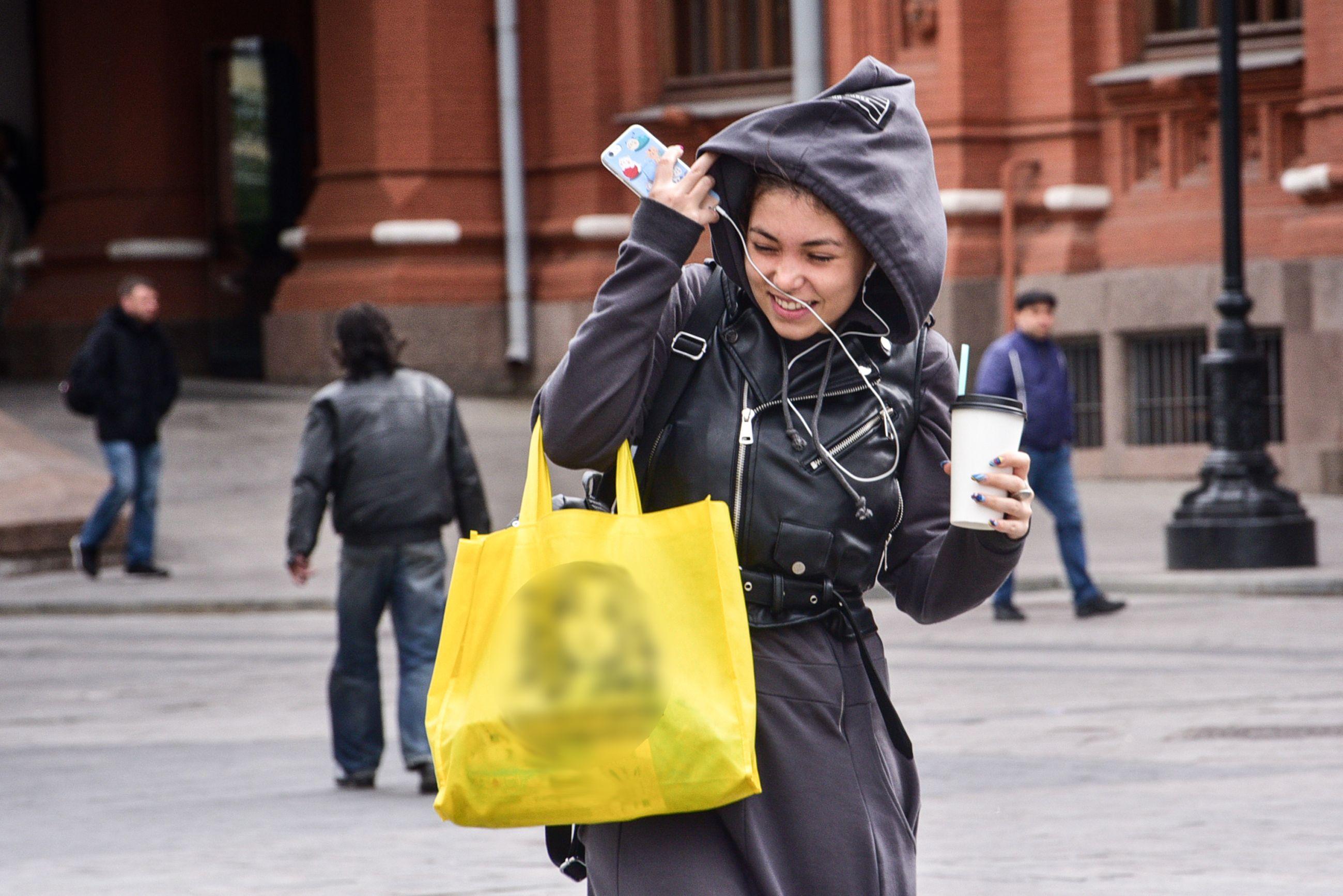 Синоптики предупредили москвичей о порывистом ветре