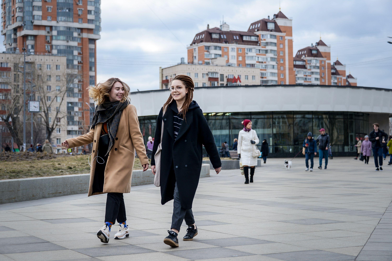 Новое похолодание ждет москвичей в среду
