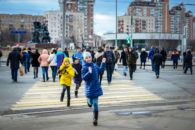 Четверг принесет пасмурную погоду и дождь в Москву