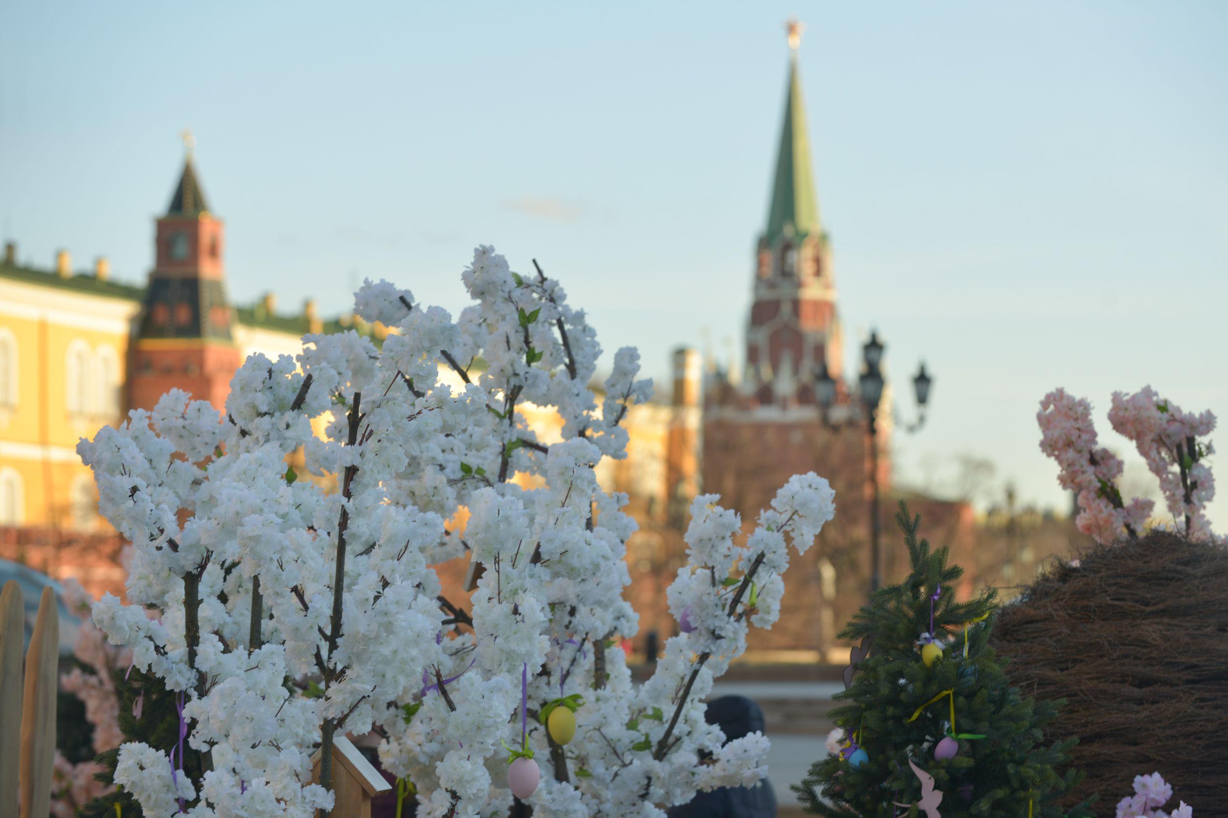 На Пасху в столице похолодает. Фото: Наталья Феоктистова