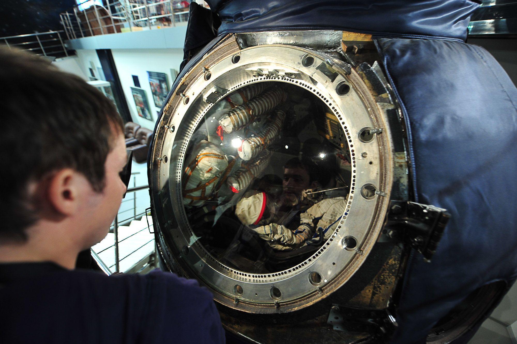 Космонавт помог подготовить экскурсию в рамках проекта «Узнай Москву»