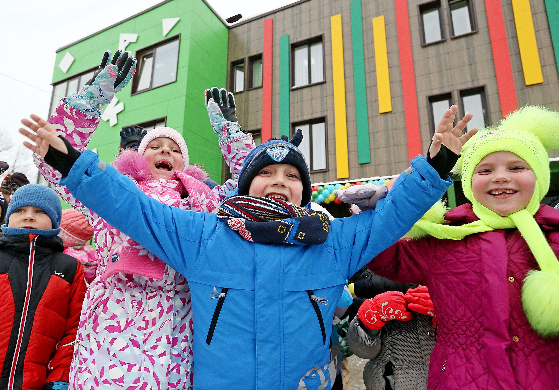 За три месяца в Москве достроили 10 школ и детских садов