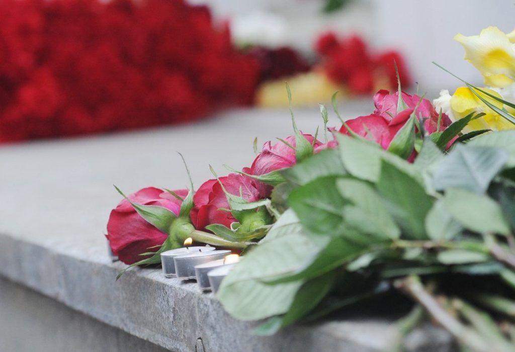 Молодые парламентарии района Царицыно организуют мемориальную акцию. Фото: сайт мэра Москвы