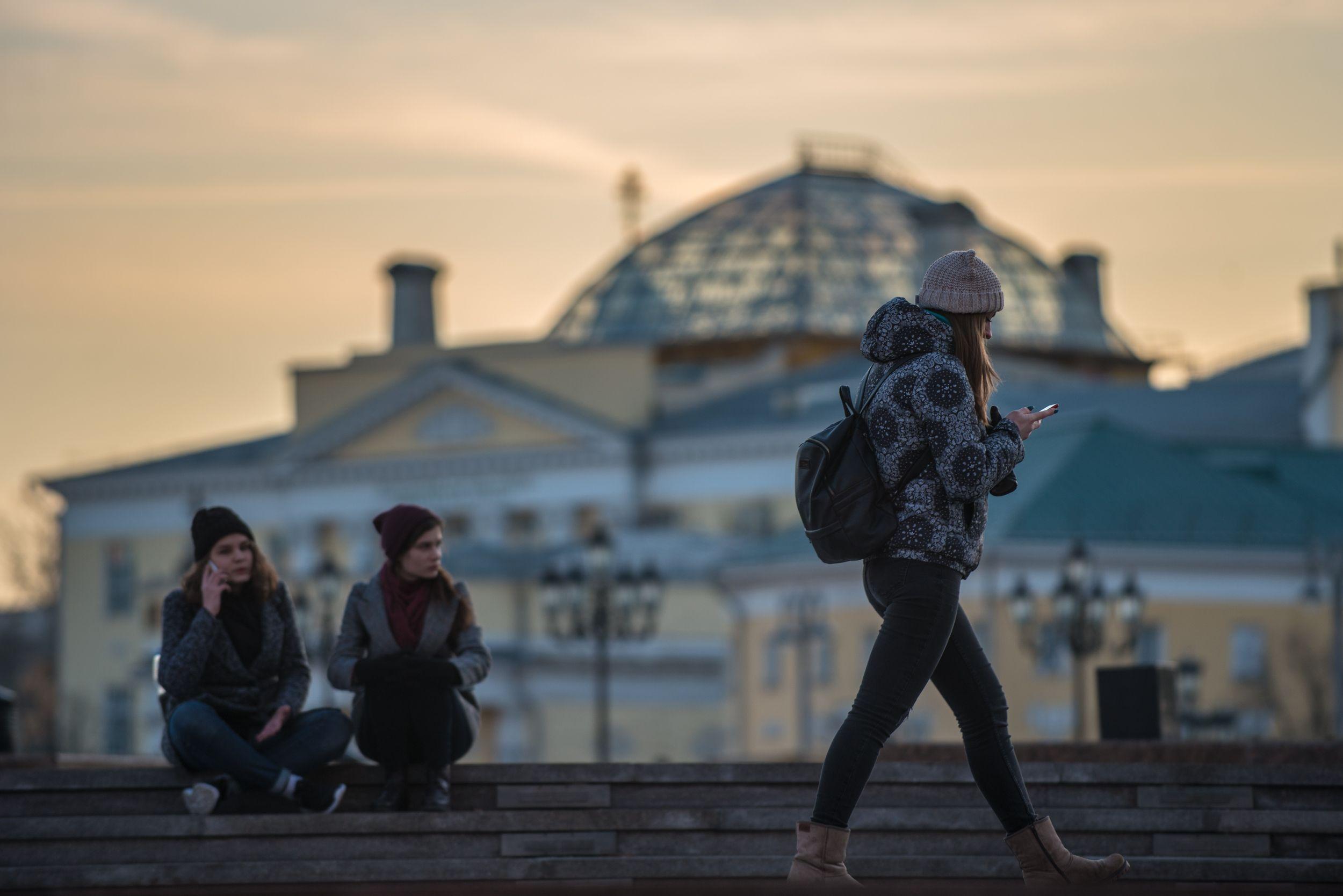 Москвичей предупредили о похолодании в начале недели