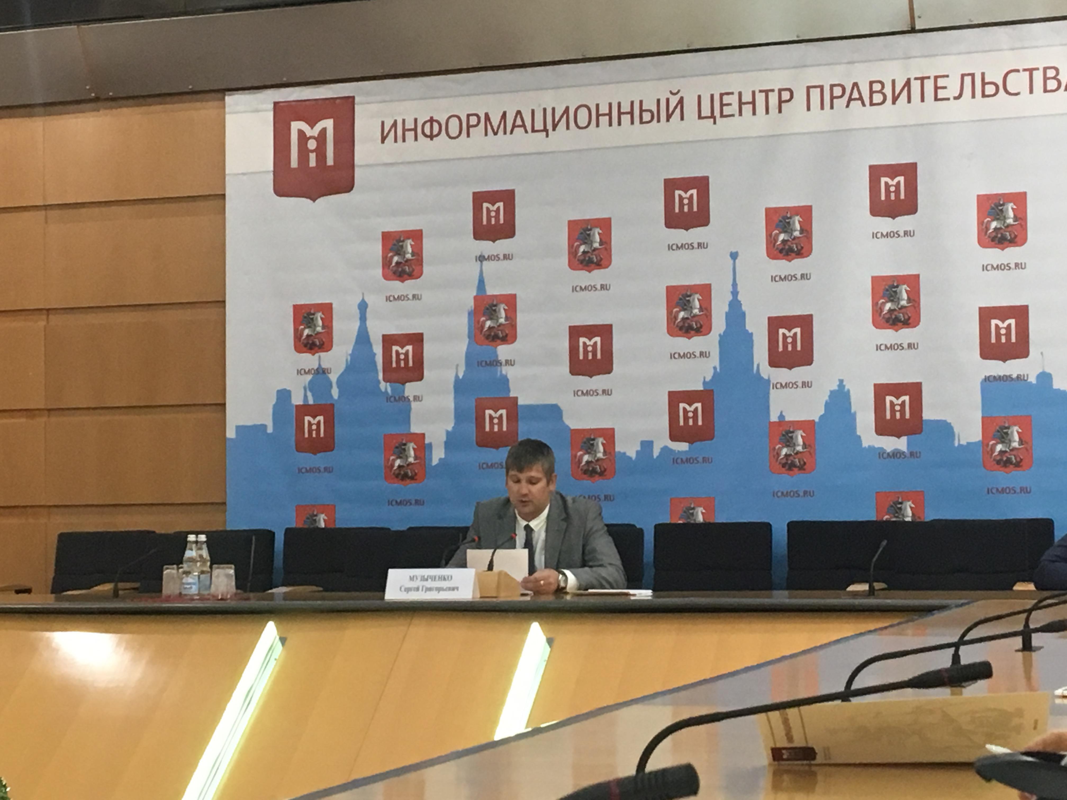 Более двух миллионов квадратных метров недвижимости ввели в эксплуатацию в Москве