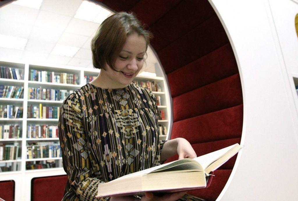 Как пройдет «Библионочь» в читальнях юга. Фото: сайт мэра Москвы