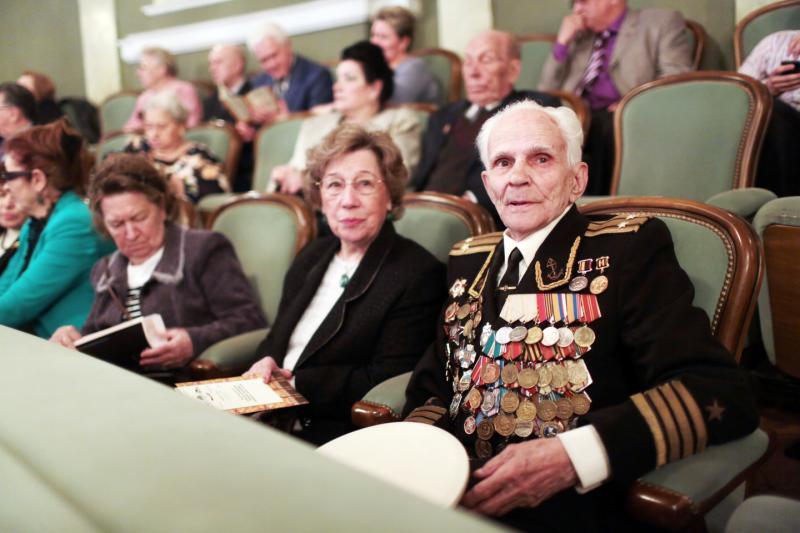 Ветеранов пригласили на спектакль в психоневрологический центр имени Зиновия Соловьева