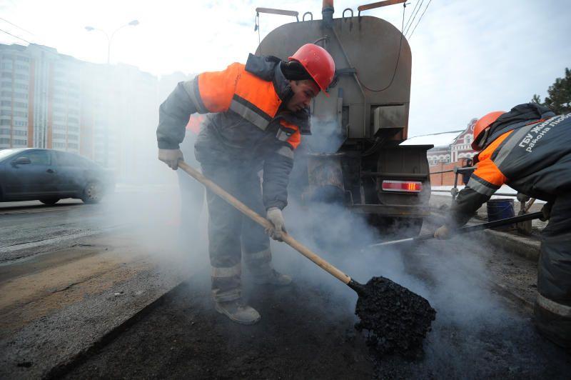 Сезон дорожно-ремонтных работ открыли в столице