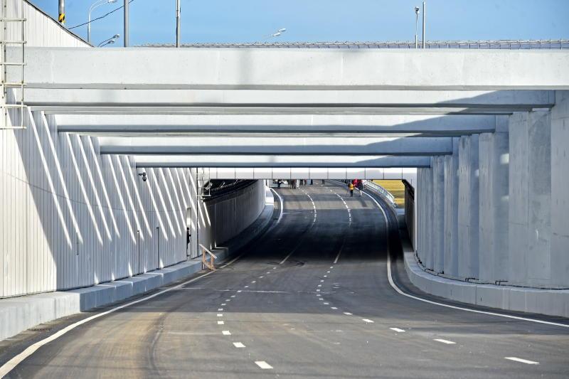 Развязка МКАД с Липецкой улицей будет реконструирована