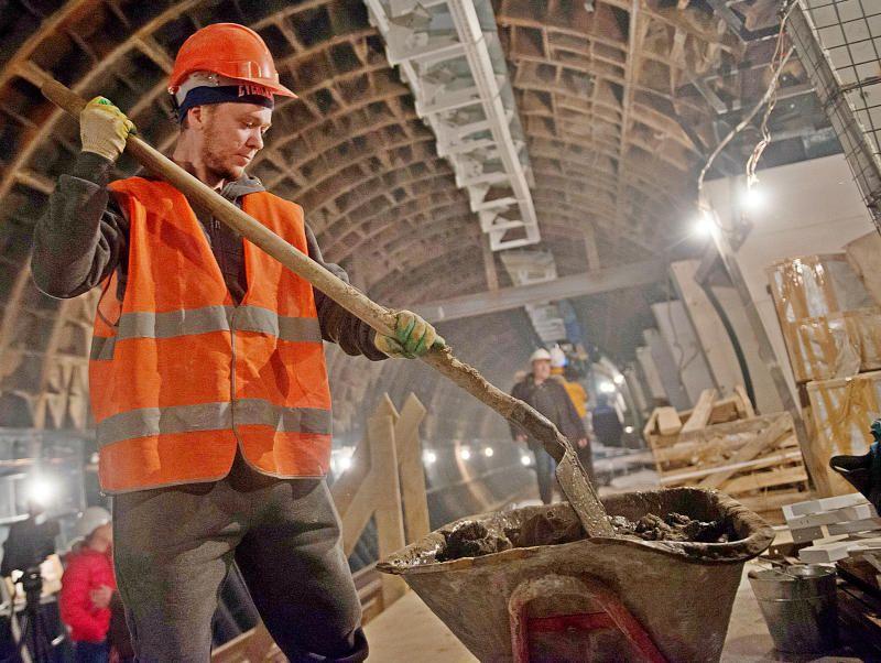 В Москве состоялись слушания по строительству новой ветки метро. Фото: архив, «Вечерняя Москва»