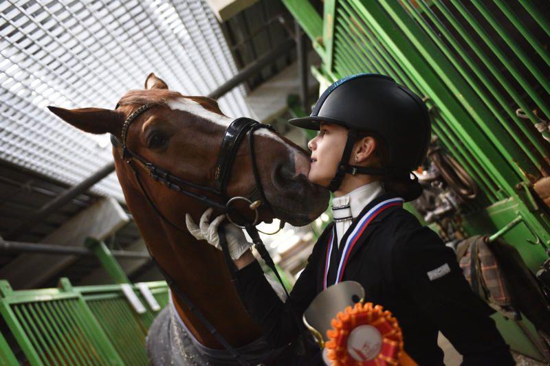 Теплосеть проведут к территории конно-спортивного комплекса «Битца». Фото: Пелагия Замятина, «Вечерняя Москва»